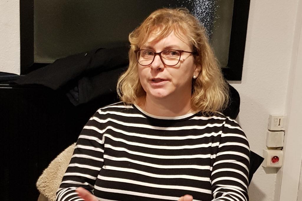 Angelica Bineau - Réunion